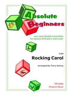 Absolute Beginners: Rocking Carol (Ensemble) Books | Ensemble