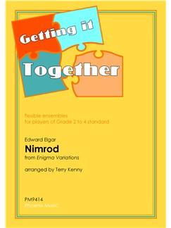 Edward Elgar: Nimrod (Ensemble) Books | Ensemble