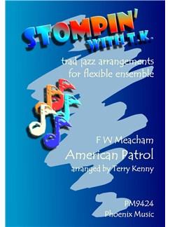Frank W. Meacham: American Patrol (Ensemble) Books | Ensemble