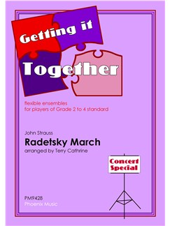 Johann Strauss: Radetsky March (Ensemble) Books | Ensemble