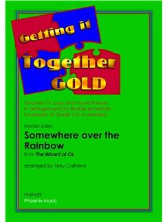 Harold Arlen: Somewhere Over The Rainbow (Flexible Ensemble) Books | Flexible Ensemble
