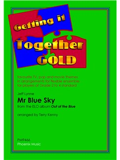 Electric Light Orchestra: Mr. Blue Sky (Ensemble) Books | Ensemble