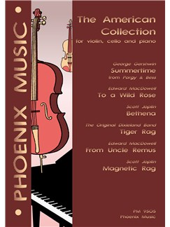 The American Collection (Piano Trio) Books | Trio