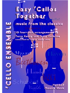 Easy Cellos Together - Classics Books | Cello