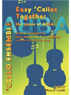 Terry Kenny and Terry Cathrine: The Music Of Abba Books | Four 'Cellos, Double Bass