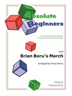 Terry Kenny: Brian Boru's March Books | Ensemble