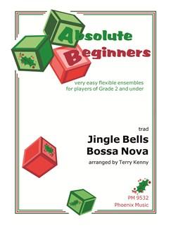 Terry Kenny: Jingle Bells Bossa Nova Books | Ensemble