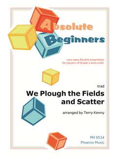 Terry Kenny: We Plough the Fields and Scatter Books | Ensemble