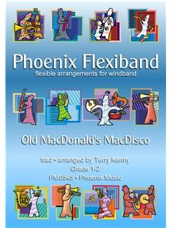 Old MacDonald's MacDisco - Flexiband Arrangement Books | Wind Ensemble