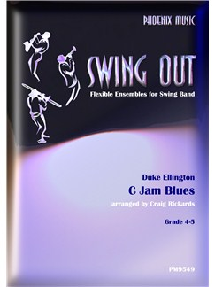 Duke Ellington: C Jam Blues Books | Wind Ensemble