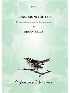 Bryan Kelly: Trasimeno Suite Books | Oboe, Piano Accompaniment