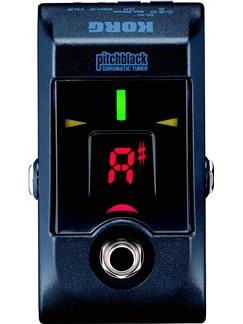 Korg: Pitchblack Pedal Tuner  | Electric Guitar