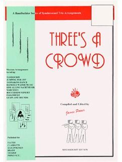 Power: Three's A Crowd Brass Trios Book 3 Books | Brass Trios