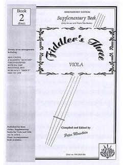Fiddler's Three Viola Book 2 Books | Viola (Trio)