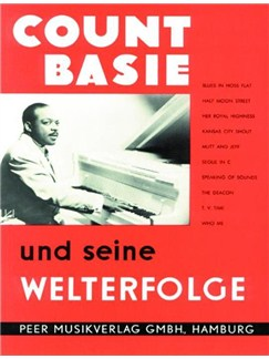 Count Basie Und Seine Welterfolge Books | Piano