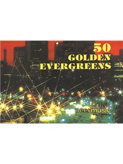 50 Golden Evergreens Books | Melody Line, Lyrics & Chords