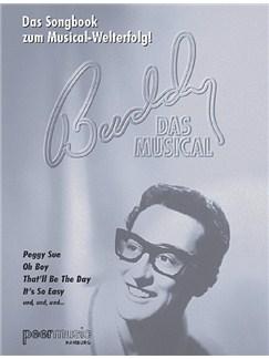 Buddy - Das Musical (mit Midi Disc) Books and CD-Roms / DVD-Roms | Guitar, Voice, Piano Accompaniment