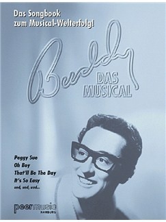 Buddy: The Buddy Holly Story - MIDI Disc Version (PVG) Books and CD-Roms / DVD-Roms | Guitar, Voice, Piano Accompaniment