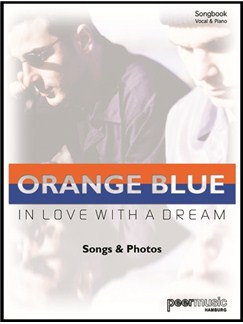 Orange Blue: In Love With A Dream Books | Piano, Voice