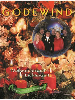 Godewind: Weihnachtszeit - Lichterzeit Books   Voice, Piano Accompaniment