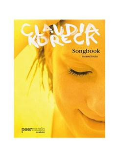 Claudia Koreck: Menschsein. Songbook Books | Melody Line, Lyrics & Chords