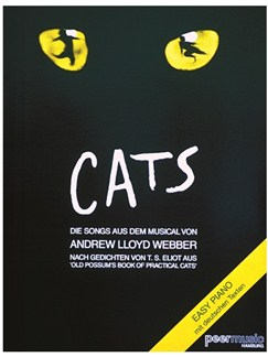 Cats - Die Songs Aus Dem Musical Books | Piano