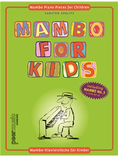 Mambo For Kids Books | Piano