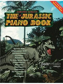 The Jurassic Piano Book Books | Piano