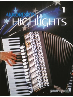 Akkordeon Highlights 1 Books | Accordion