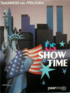 Traumreise Der Melodien - US Show Time Books | Piano & Vocal