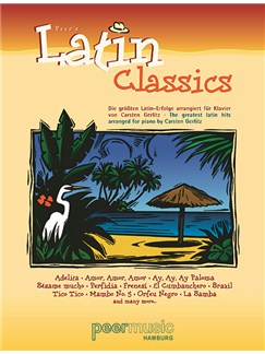 Latin Classics Books | Piano & Vocal