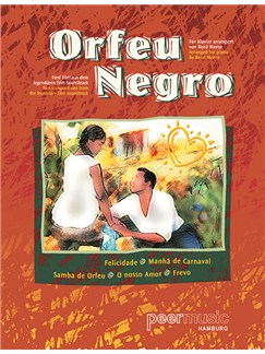 Orfeu Negro Books | Piano & Vocal