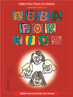 ABBA For Kids Books | Piano & Vocal