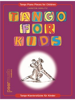Tango For Kids Books | Piano