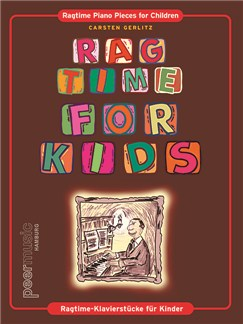 Ragtime For Kids Books | Piano