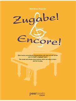 Zugabe! Encore! Books | Piano