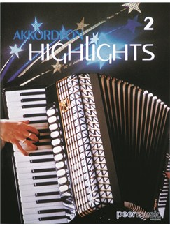 Akkordeon Highlights 2 Books | Accordion
