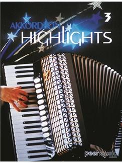 Akkordeon Highlights 3 Books | Accordion