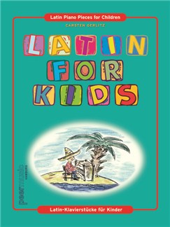 Latin For Kids Books | Piano