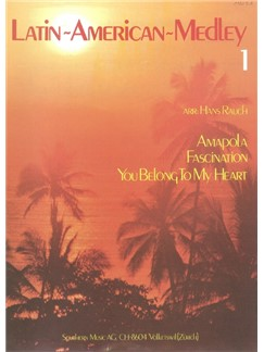 Ernesto Lecuona: Malaguena - Drum Part Books | Drums