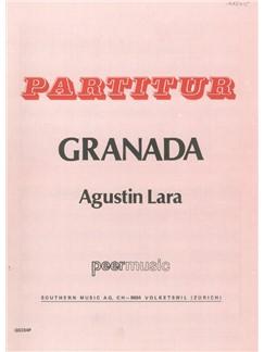Augustin Lara: Granada Books | Ensemble