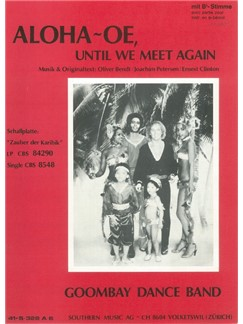Goombay Dance Band: Aloha-Oe, Until We Meet Again Books | Piano & Vocal