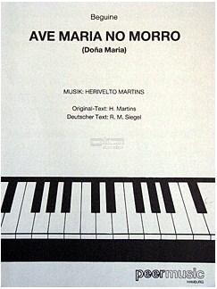 Herivelto Martins: Ave Maria No Morro Books | Piano & Vocal
