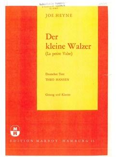 Joe Heyne: Der Kleine Walzer Books | Piano & Vocal