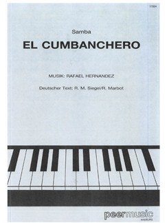 Rafael Hernandez: El Cumbanchero Books | Piano & Vocal