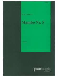 Perez Prado: Mambo Nr. 5 Books | Piano & Vocal