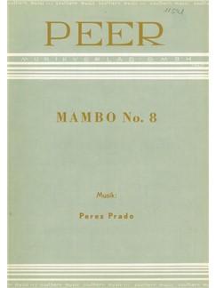 Perez Prado: Mambo Nr. 8 Books | Piano
