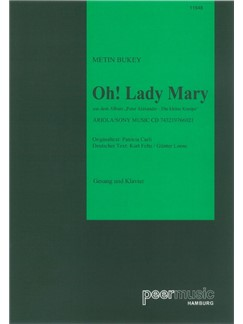 Peter Alexander: Oh! Lady Mary Books | Klavier & Gesang