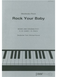 George McCrae: Rock Your Baby Books | Klavier & Gesang