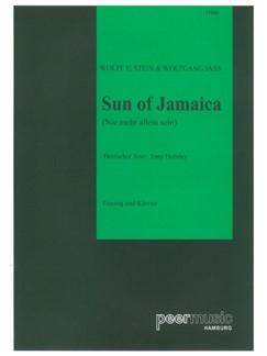 Goombay Dance Band: Sun Of Jamaica - Nie Mehr Allein Sein Books | Klavier & Gesang